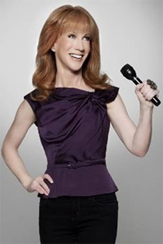 PALACE THEATER - 4 TICKETS TO KATHY GRIFFIN